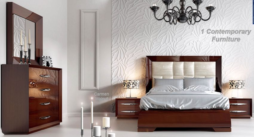 Contemporary Furniture Modern Bedroom Italian Bedroom Modern