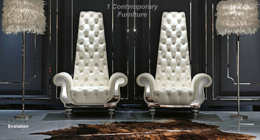 Modern Designer Sofa and Chairs - 1 Contemporary Furniture ® - Product Page