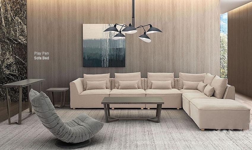 1 Contemporary Furniture Sofa Sectionals