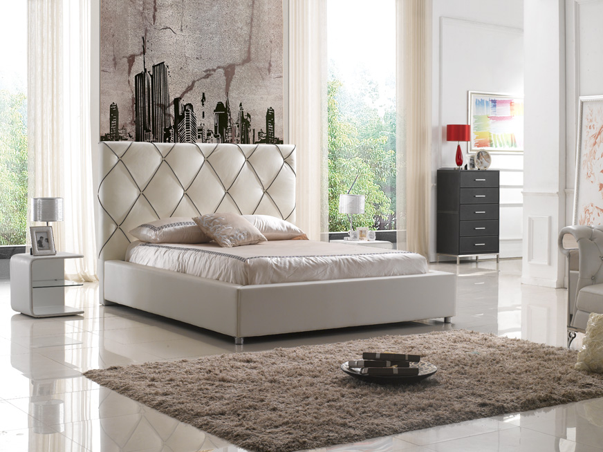 Excellent Modern Bedroom with Antique White Bed Set 872 x 654 · 236 kB · jpeg