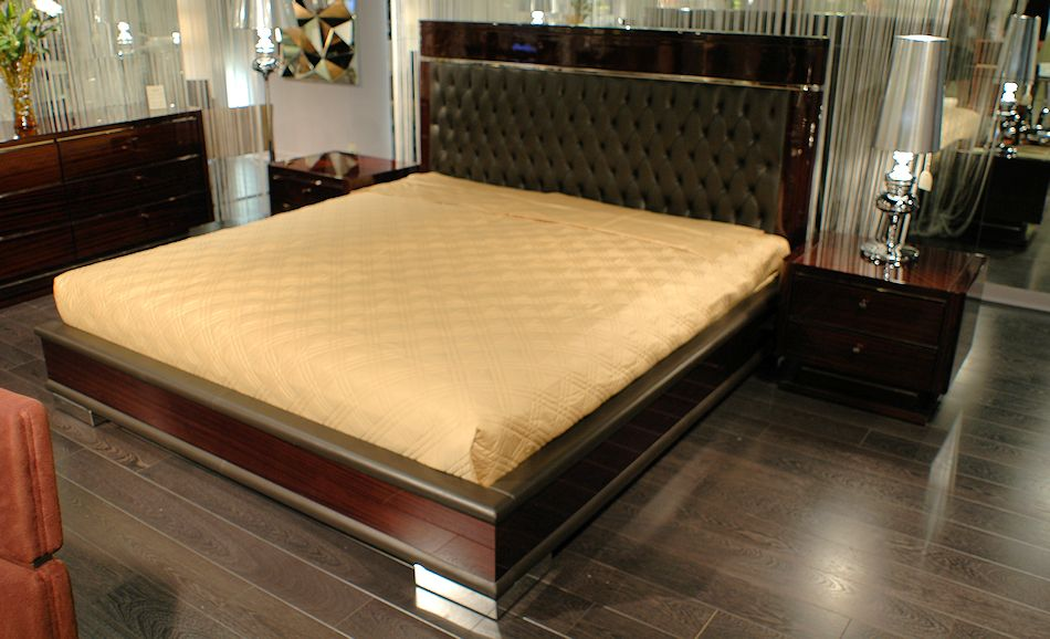 Modern Luxury Bedroom Set