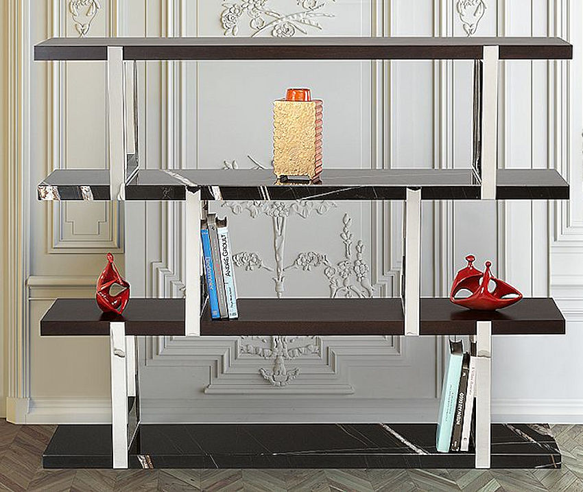 London Shelves Drawers Kitchen Contemporary With Stone And: 1 Contemporary Furniture ®