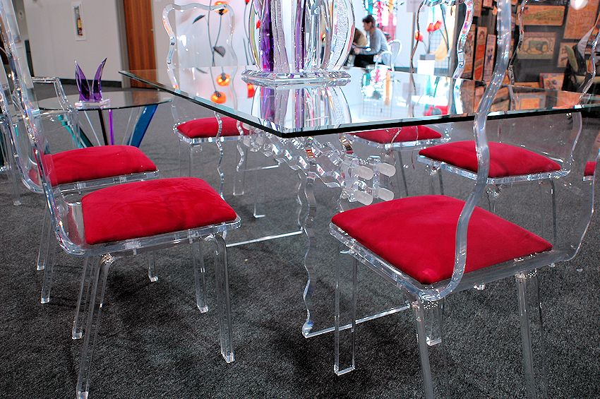 Beautiful Acrylic Dining Table and Chairs 850 x 565 · 169 kB · jpeg