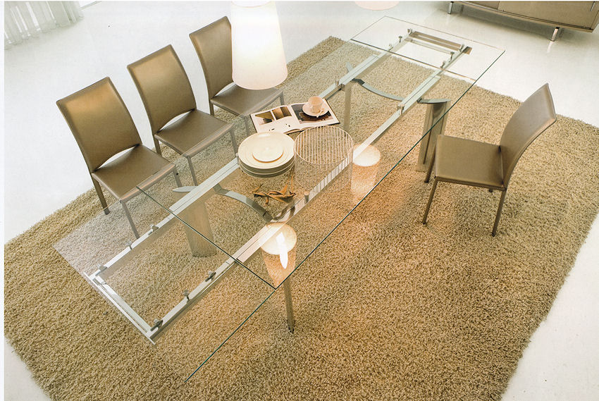 Perfect Expandable Glass Dining Room Tables 850 x 569 · 158 kB · jpeg