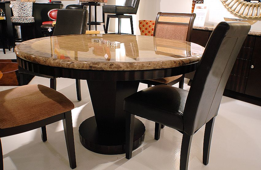 Dining Table Round Dining Table Granite Top : armStoneWood from diningtabletoday.blogspot.com size 850 x 552 jpeg 106kB