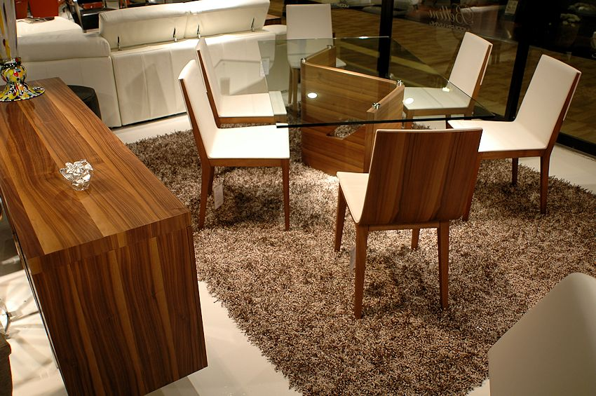 Walnut Dining Set 1950