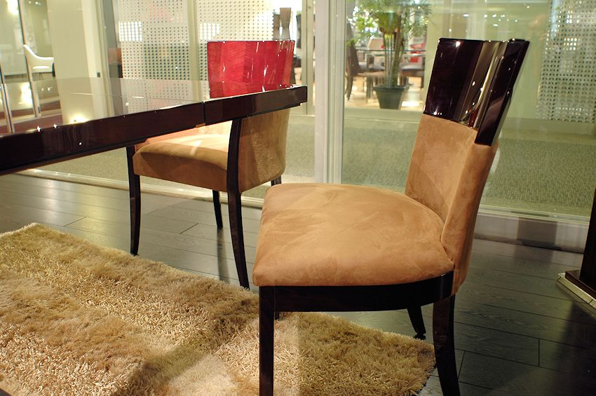 Expensive Wood Dining Tables Dc-342 side dining chair