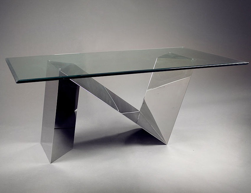 Contemporary Furniture Product Page - 30 x 42 dining table