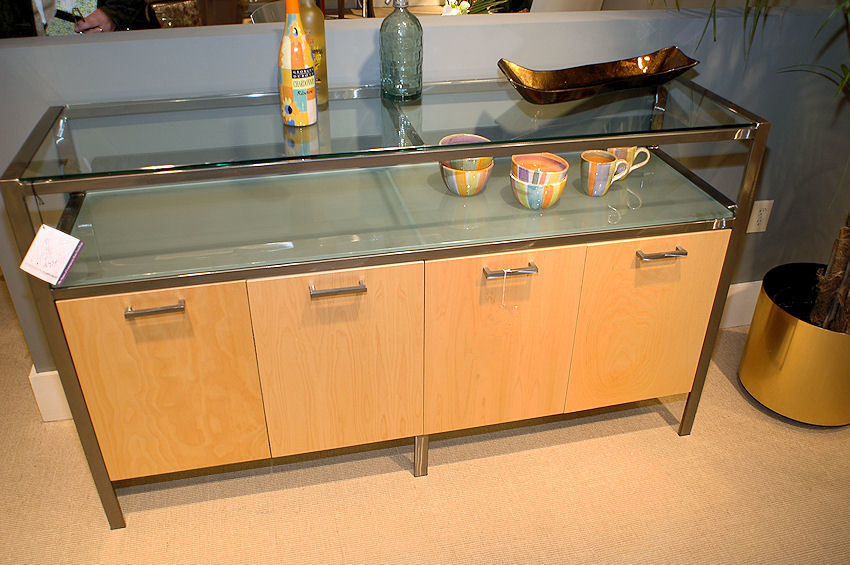 Contemporary Buffet