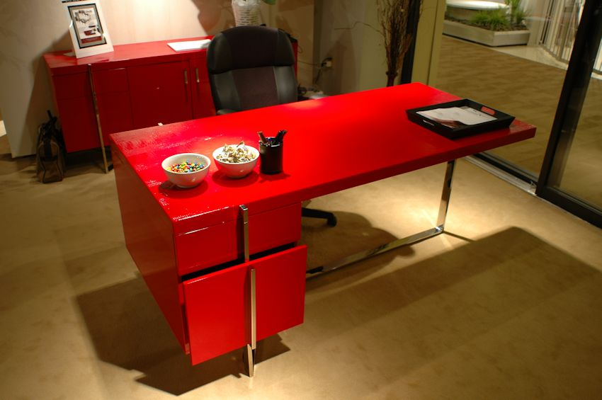 The Martelli Desk is stunning in appeal and affordable. Available in