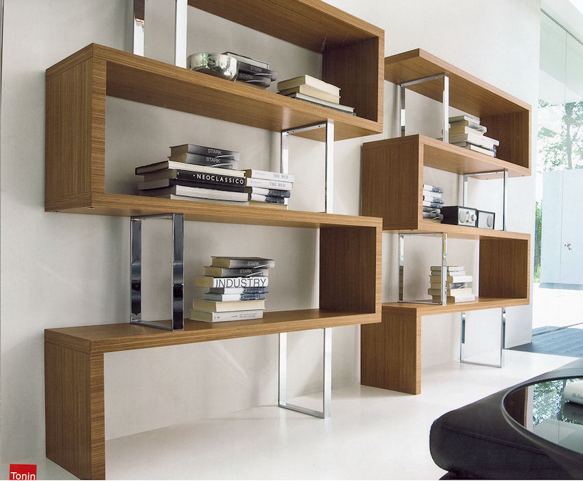 Copntemporary Bookcase