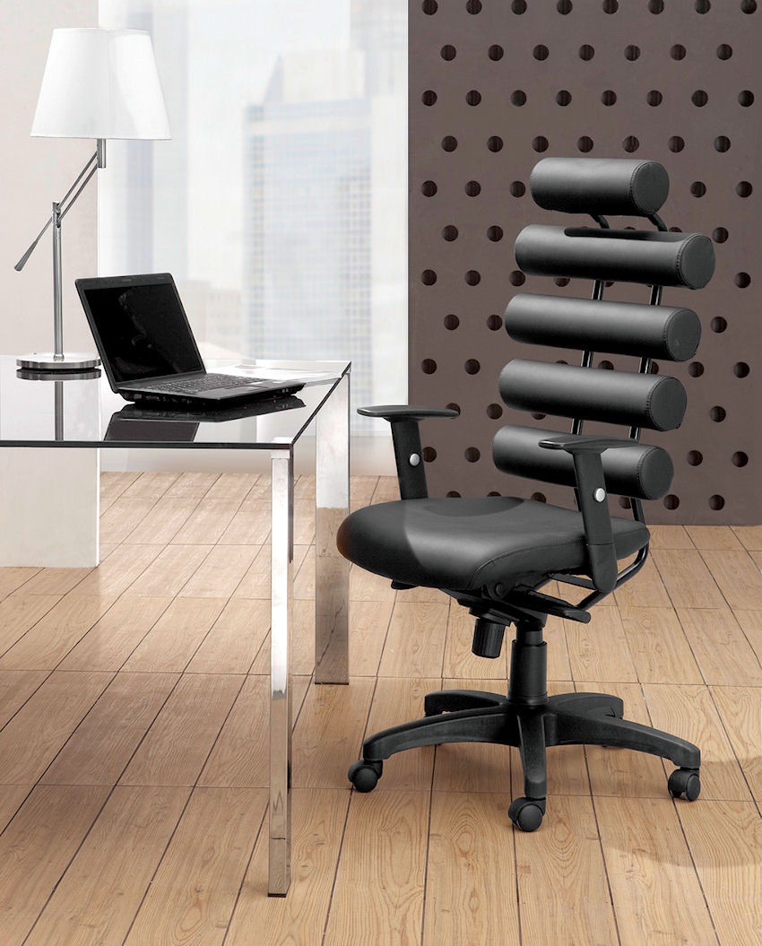 1 contemporary furniture product page for Best chair for working at home
