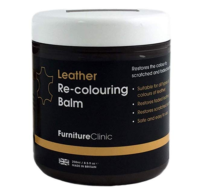 The Best Solution To Re Color In Leather Is Cecoloring Balm By Furniture Clinic Avaiable On Repair