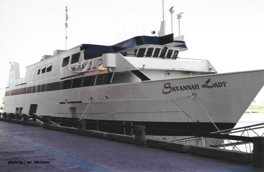 M/V Savannah Lady