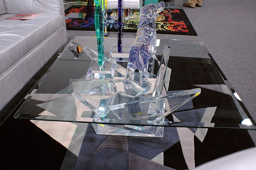 Modern Acrylic Table