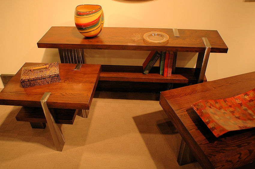 Contemporary Wood Tables