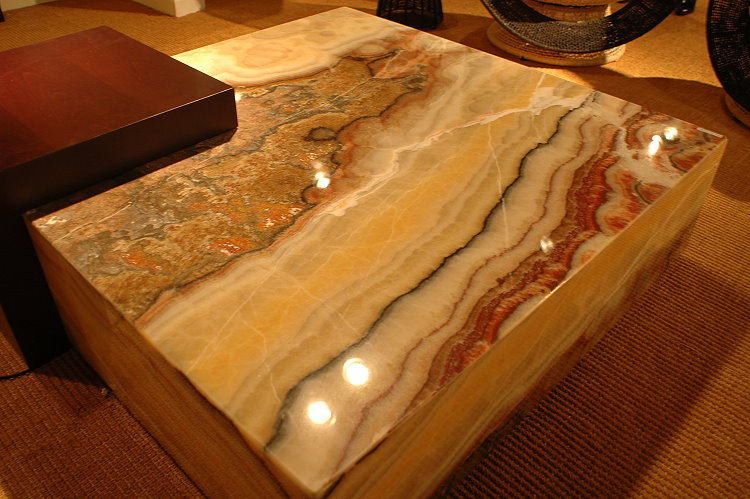 Lighted Onyx Coffee Table Coffee Table Designs