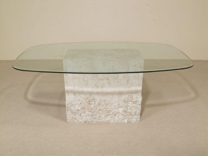 Bases for dining room tables
