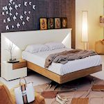 Lighted Bed Spain