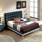 Contemporary Bed Set