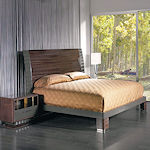 Contemporary High Gloss Bedroom