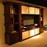 Contemporary Home Theater Furniture