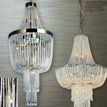Glass Chandeliers