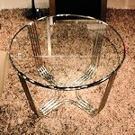 Steel Rod CoffeeTable